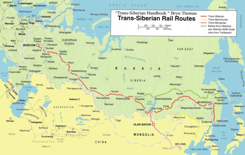 Russian Railway map1