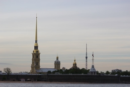 River Cruise - St Peter & Paul Fortress