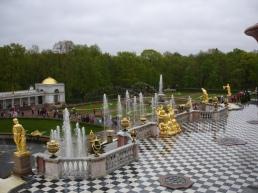 Peterhof - Fountains