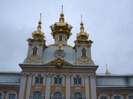 Peterhof - Chapel