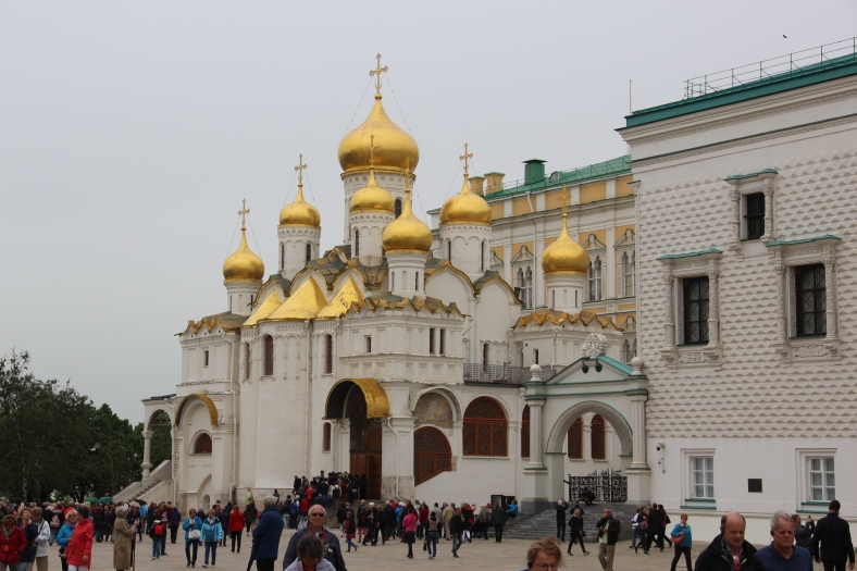 Kremlin - Dormition Cathedral