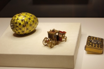 Faberge - Carriage Egg