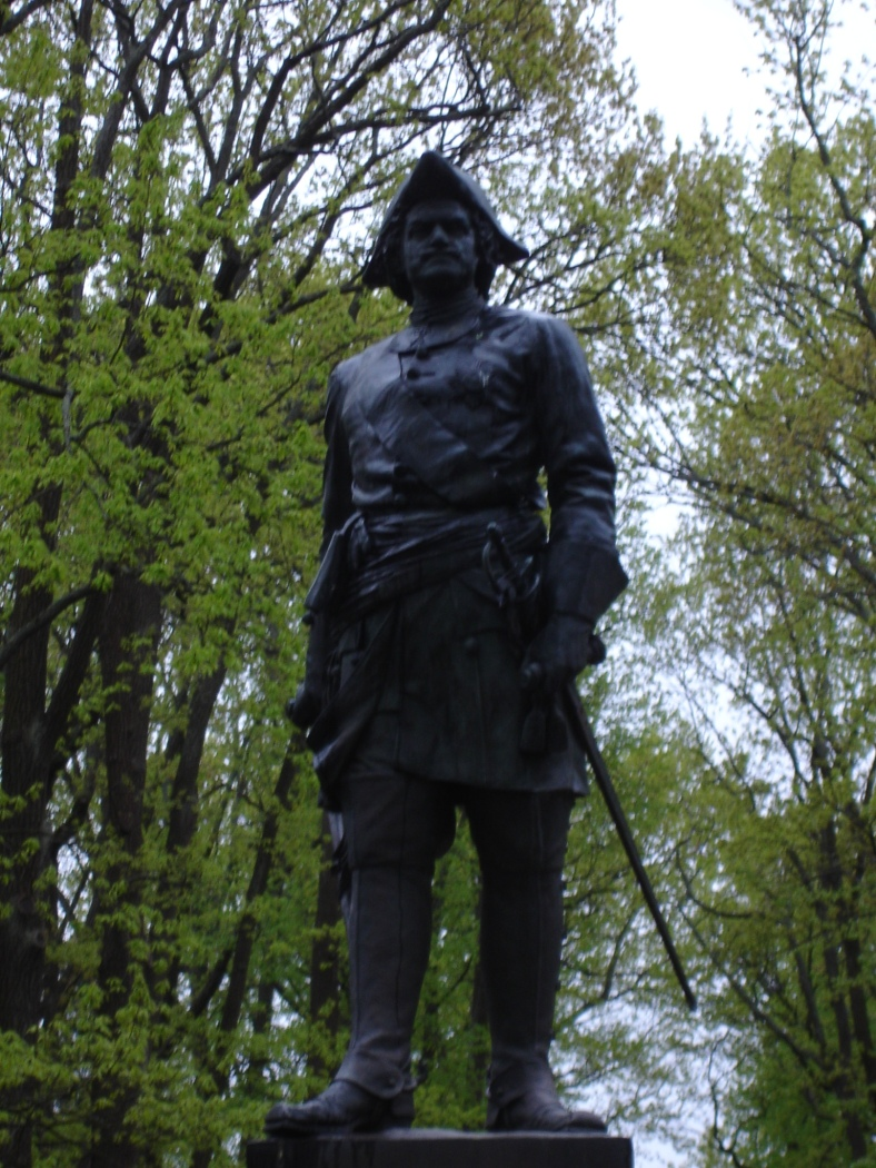 Peter The Great - On His Birthday