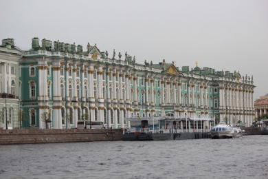 River Cruise - Winter Palace