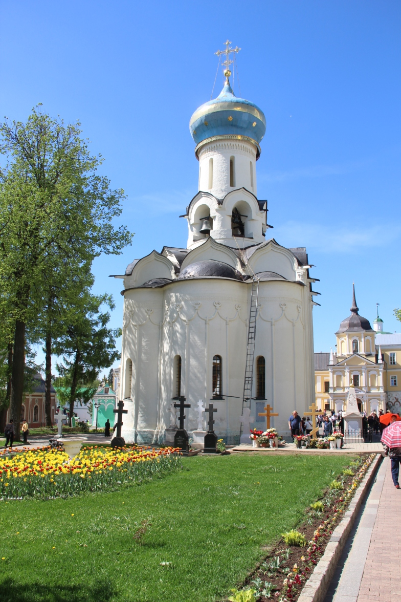 Sergiev Posad - Church of the Holy Spirit