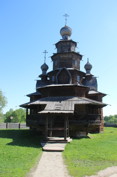 Suzdal - Wooden Church