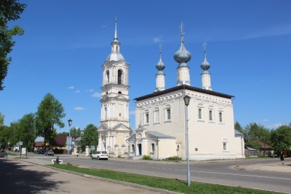 Suzdal - Downtown Church (2)