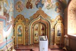 Suzdal - Chapel Iconostasis