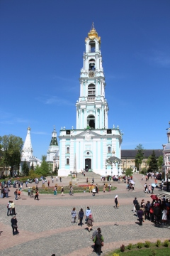 Segiev Posad - Bell Tower
