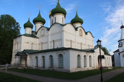 Suzdal - Cathedral of the Transfiguration