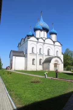 Suzdal - Church of Holy Virgin