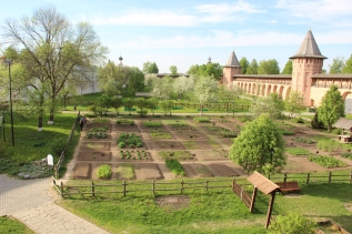 Suzdal - Monestary Garden
