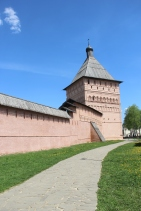 Suzdal - Monestary Walls