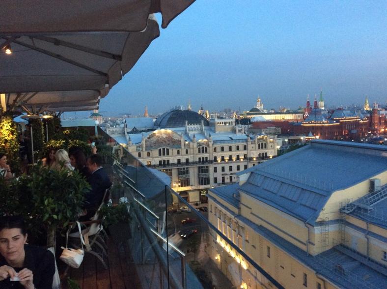 Moscow & McMafia