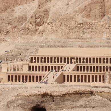 Hapshetsut Temple (1)