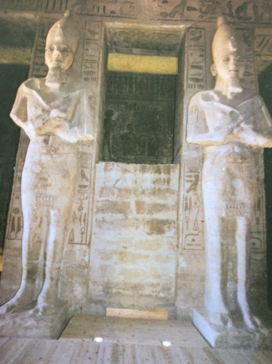 Abu Simbel Interior (2)