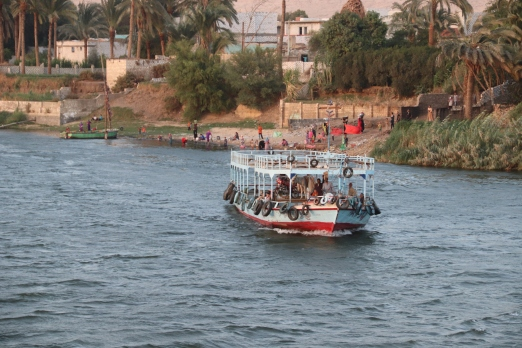 Back on The Nile