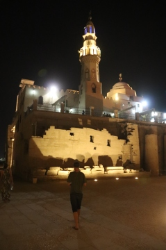 Luxor Temple at night (4)