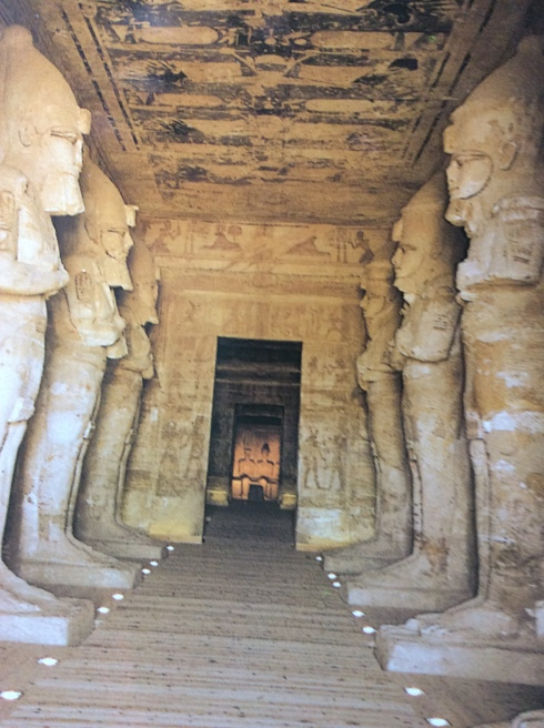 Abu Simbel Interior (7)