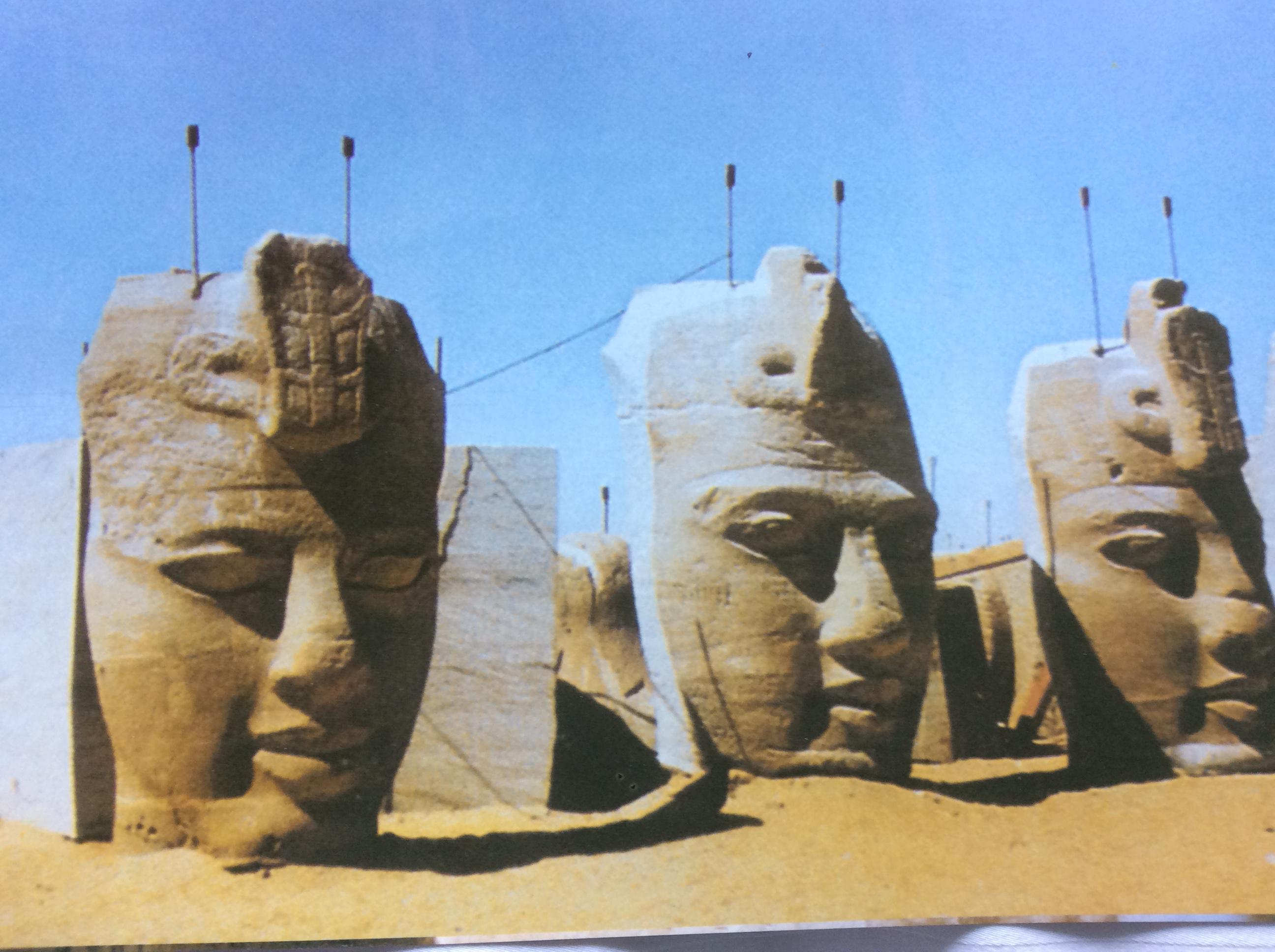 Abu Simbel Interior (5)
