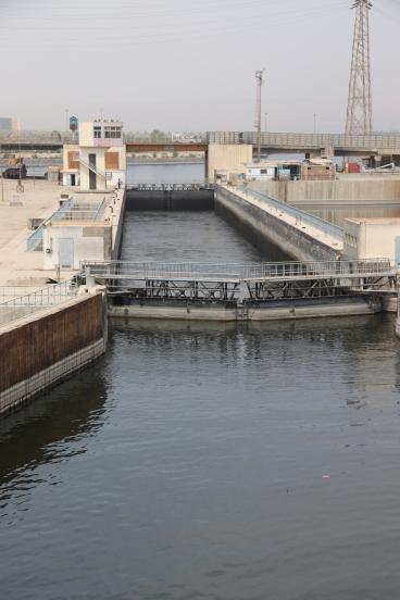 Lock on The Nile (1)