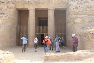 Beni Hassan Tombs (3)