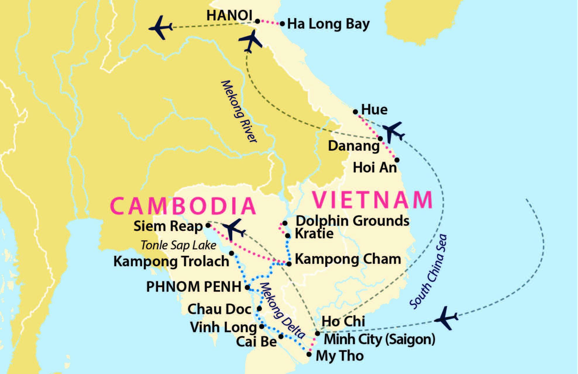 waterways of indochina jv map