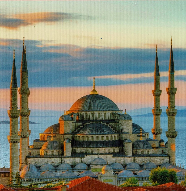 Istanbul - The Blue Mosque